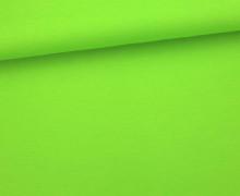 Jersey - Uni - Bio Qualität - Hochwertig - Froschgrün
