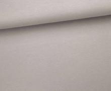 Jersey - Uni - Bio Qualität - Hochwertig - Grau