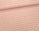 Stoff - Wallflower Azalea - Charleston - Amy Sinibaldi - Altrosa