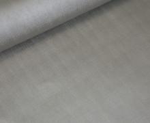 Kunstleder - hochwertig - Fashionstoff - Silber