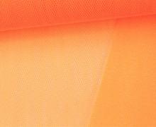 Tüllstoff - Nylon - 145 cm - Neonorange