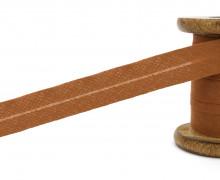 3 Meter Schrägband - 20mm breit - Rostbraun