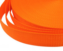 1 Meter Gurtband  - 30mm - Orange