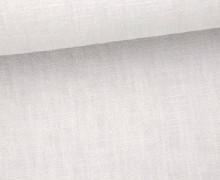 Leinen - gewaschen - Waschleinen - Lichtgrau