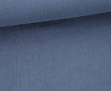 Musselin Lotta - Muslin - Double Gauze - Uni - Schnuffeltuch - Windeltuch - Blaugrau