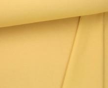 Leichter Kuschelsweat - Geraut - Uni - Bio Qualität - Hochwertig - Creme