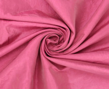 Fashionstoff - Crepe-Stoff - Glänzend - Uni - Rosa