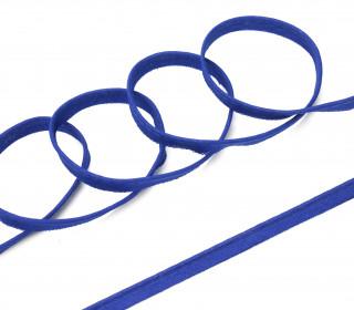 1 Meter Paspelband/Biesenband - Uni - Royalblau