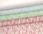 Jersey - Gemalte Striche - Painted Strokes - Abstrakt - Rosa