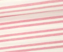 Jersey - Stripemania Two - Tender Kiss - Hamburger Liebe - Rosa Meliert