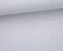 Musselin Charly - Muslin - Uni - Hellgrau
