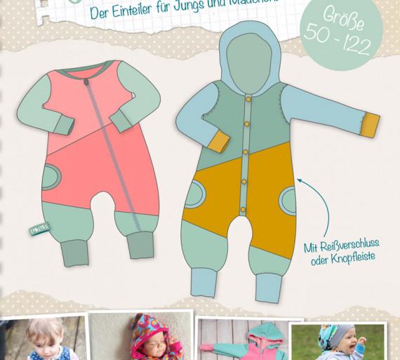 Schnittmuster - Jolly Jumper - 50-122 - Lybstes