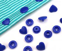 50 Happy Snaps - Herzen (200 Teile) - Blau