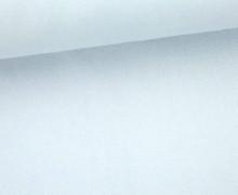 Fester Stoff - Jeansqualität - Uni - Lichtblau