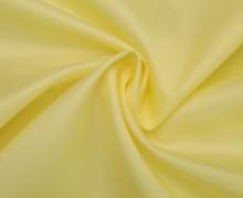 Futterstoff - Bremsilk - Polyester - Hellgelb