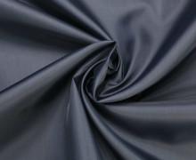Futterstoff - Bremsilk - Polyester - Dunkelgrau