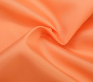 Futterstoff - Bremsilk - Polyester - Apricot
