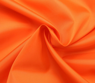 Futterstoff - Bremsilk - Polyester - Orange