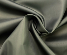 Futterstoff - Bremsilk - Polyester - Braungrün