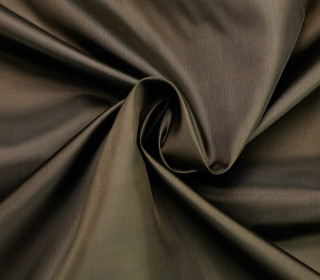 Futterstoff - Bremsilk - Polyester - Taupe