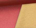 Kunstleder - Fashionstoff - Nappa - 140cm - Rotgold