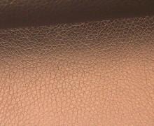 Kunstleder - Fashionstoff - Nappa - 140cm - Bronze