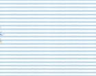 Sommersweat - Rapport - Seebär - Fische - Streifen - Treeebird - abby and me - Blau/Weiß