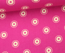 Baumwolle - Webware - Trippy - Washington Depot - Denyse Schmidt - Pink