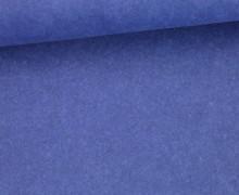 Näh Pappe - in Lederoptik - Washable Paper - Vegan - 30x60cm - Dunkelblau