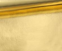 Näh Pappe - Metallic - Lederoptik - Paper - Vegan - 30x60cm - Gold