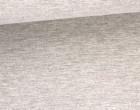 Softshell - Fleece - Meliert - Melange  - Warmgrau