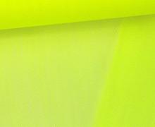 Fester Tüllstoff - 140cm - Neongelb
