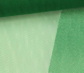 Fester Tüllstoff - 140cm - Tannengrün