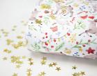 Sommersweat - Sweet Mistletoe - Weihnachten - weiß - abby and me