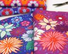Sommersweat - Blütezeit - Farbenzauber - Bine Brändle - Blaulila