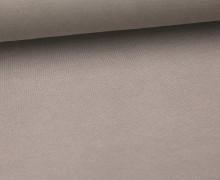 Fashionstoff - Modal - Uni - Elastisch - Taupe