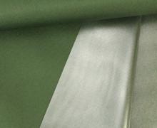 Jackenstoff - Outdoorstoff - Glänzend - Uni - Wasserdicht - Tannengrün