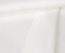 Jackenstoff - Outdoorstoff - Glänzend - Uni - Wasserdicht - Weiß