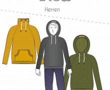 Schnittmuster - Noa - Herren - 2XS-4XL - Fadenkäfer