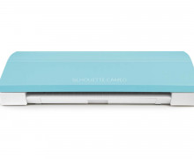 Silhouette CAMEO-3 - Teal Limited Edition - Desktop-Schnittsystem - Plotter