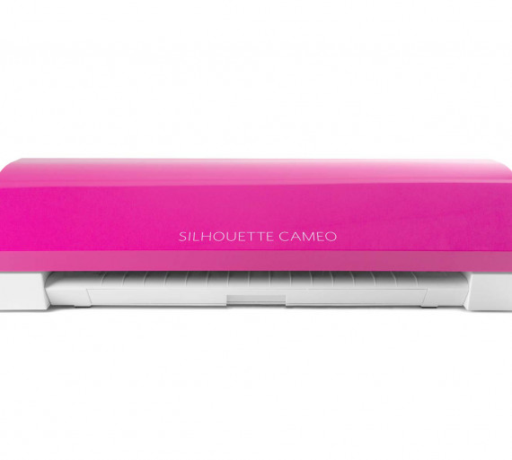 Silhouette Schneideplotter Cameo 3 Rosa