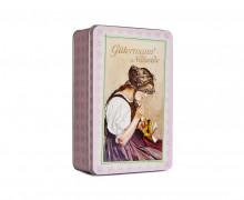 Metalldose - Gütermanns Nähseide - Vintage - Nostalgie Dose - Schachtel - Box