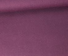Canvas Stoff - feste Baumwolle - Uni - 145cm - Aubergine