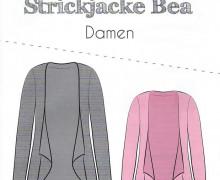 Schnittmuster - Strickjacke Bea - Damen - 32-58 - Fadenkäfer