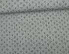 Feste Baumwolle - Dekostoff - Kleine Bäume - Trees - Grau