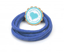 1m Kordel - Rope Bowl - 7mm - Royalblau