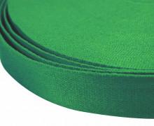 1m weiches Gurtband - 40mm - Grün