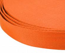 1m weiches Gurtband - 40mm - Orange