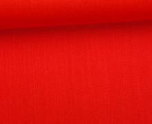 Blusenstoff mit leichter Struktur - Uni - Rot
