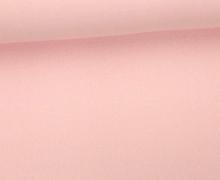Blusenstoff mit leichter Struktur - Uni - Hellrosa